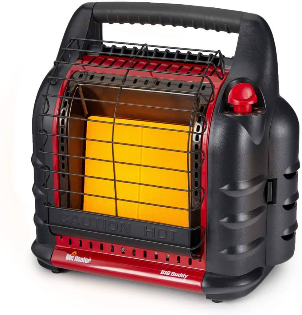 mr heater Can You Use A Heater In A Tent - And Is It Really Safe
