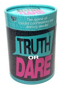 truth or dare card