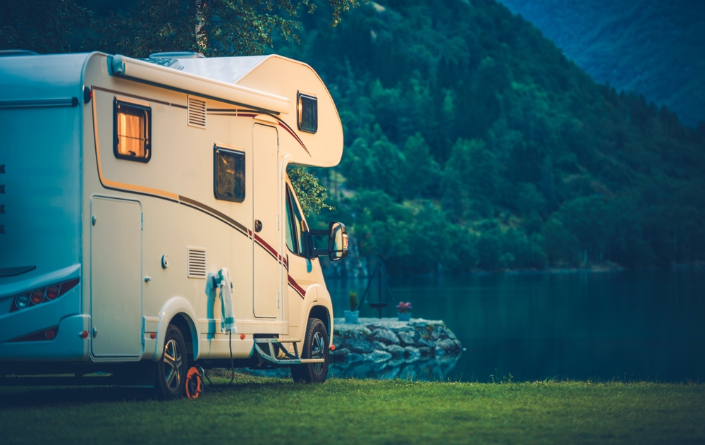 What is Hook-Up Camping