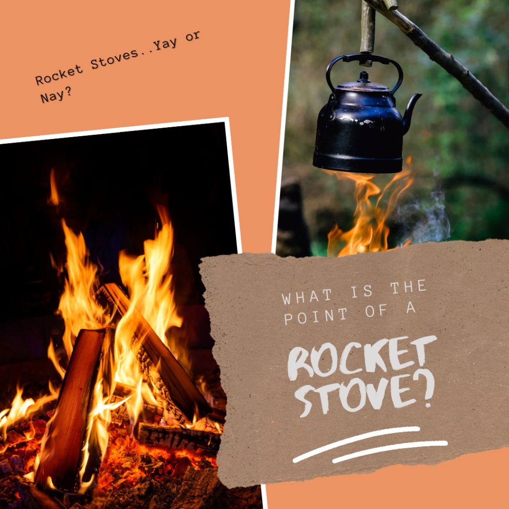 image What is the Point of a Rocket Stove?