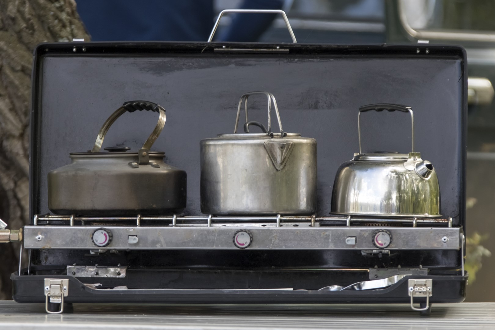 what is a camp stove