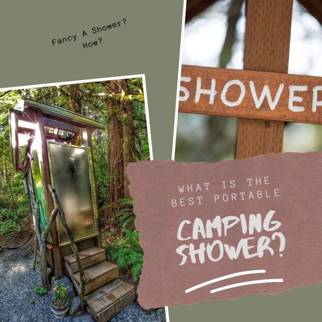 image What is the Best Portable Shower for Camping?